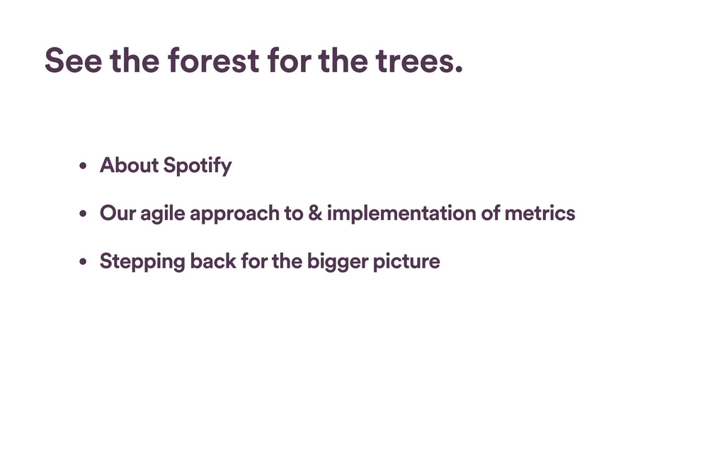 • About Spotify • Our agile approach to & imple...