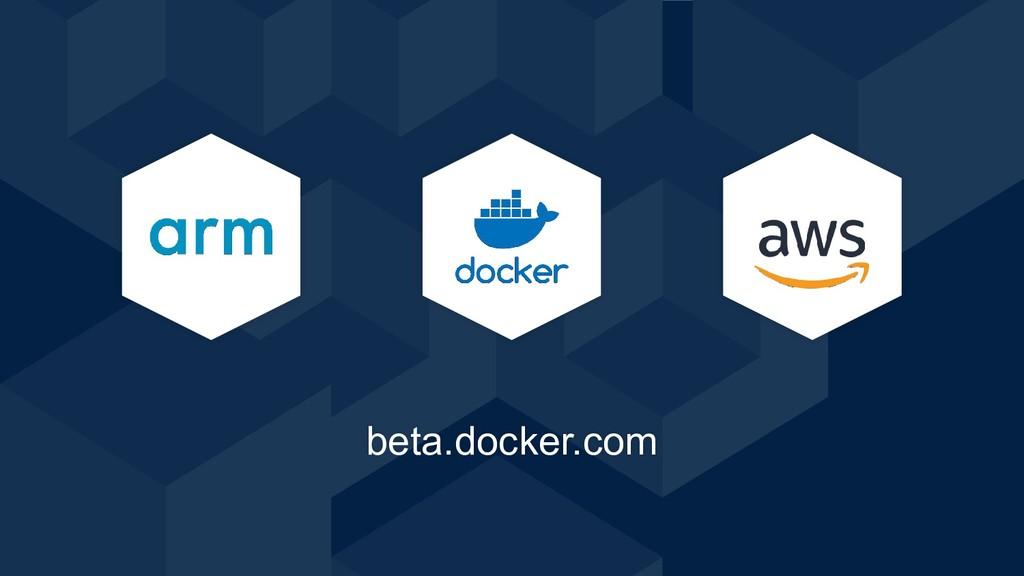 beta.docker.com