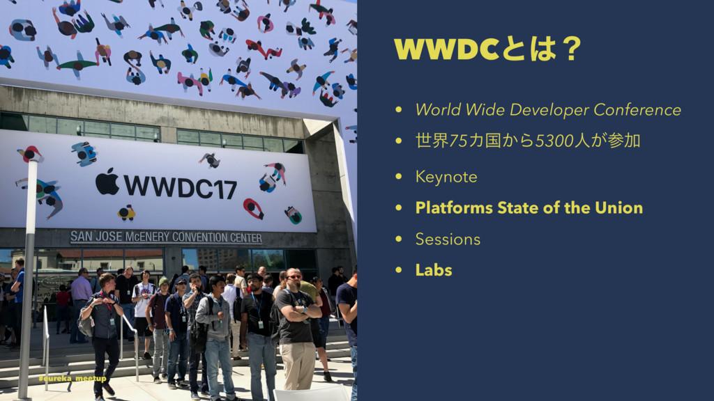 WWDCͱʁ • World Wide Developer Conference • ੈք7...