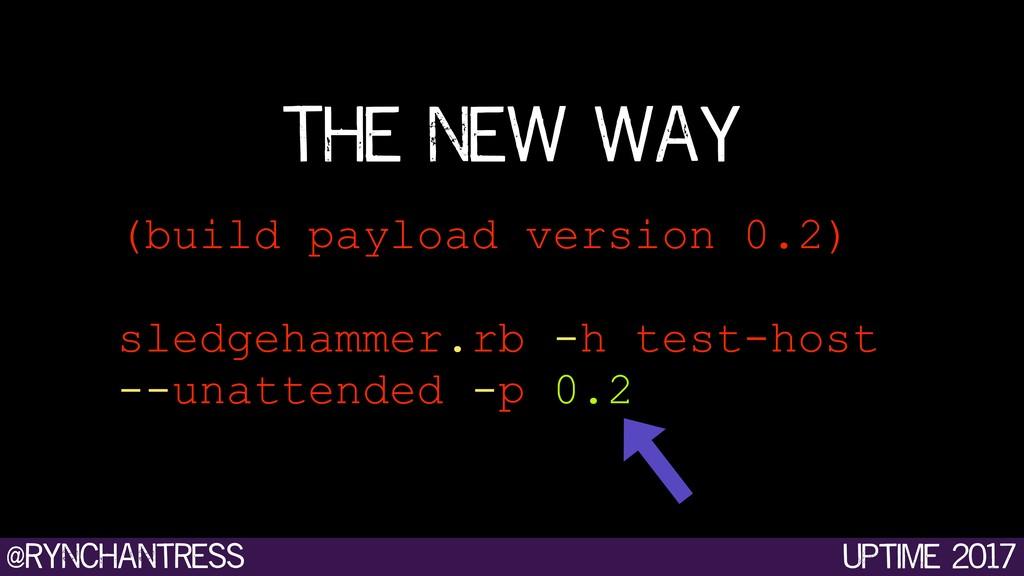 @rynchantress uptime 2017 (build payload versio...