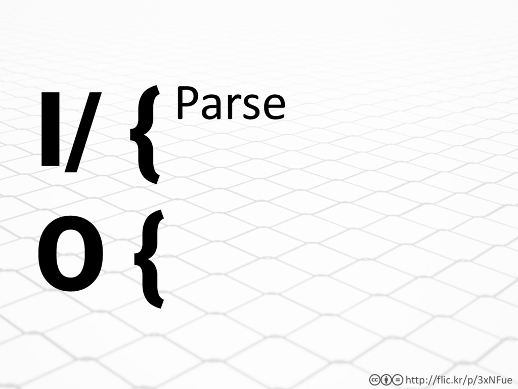 http://flic.kr/p/3xNFue cbd Parse I/ { O {
