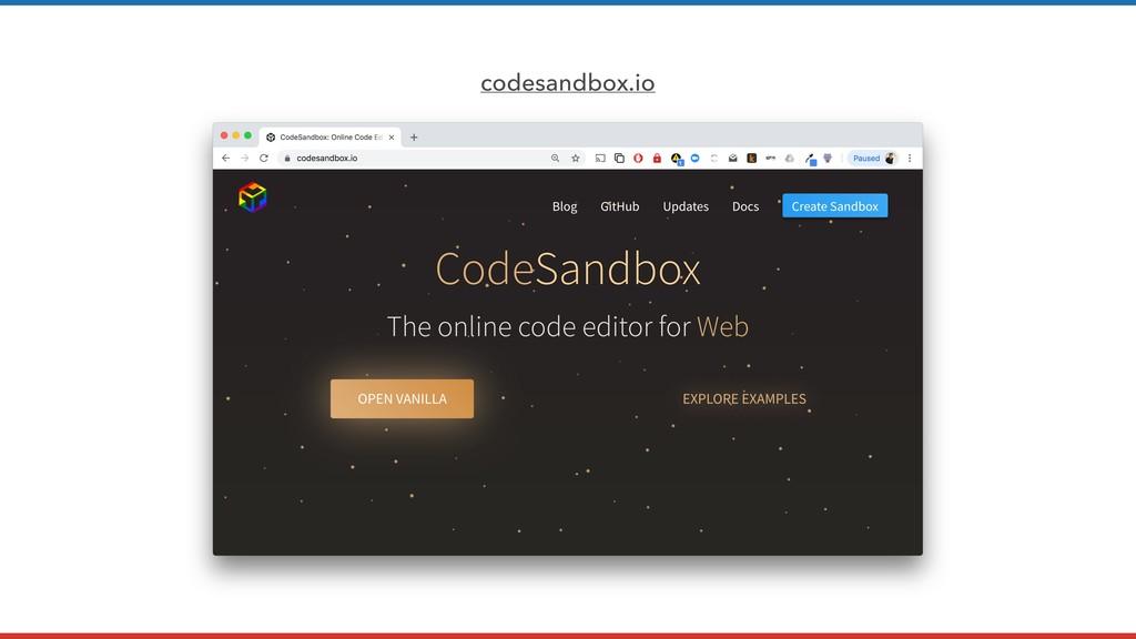 codesandbox.io