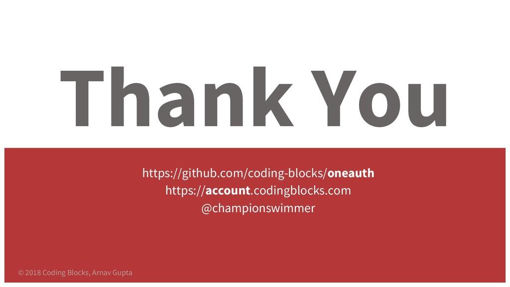 Thank You https://github.com/coding-blocks/onea...