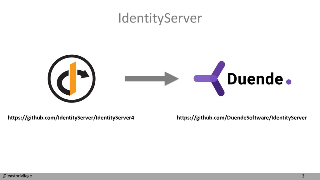 3 @leastprivilege IdentityServer https://github...