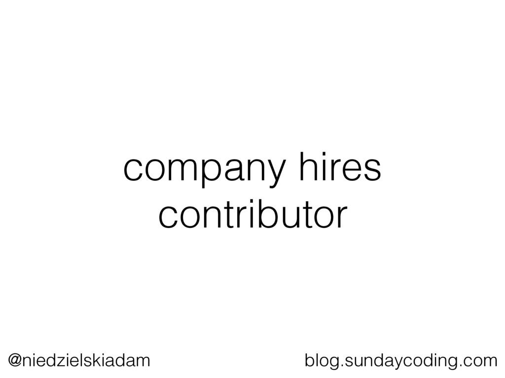 @niedzielskiadam blog.sundaycoding.com company ...