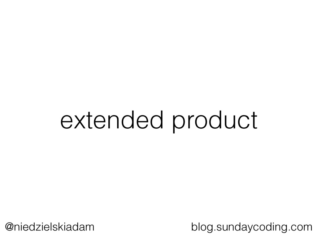 @niedzielskiadam blog.sundaycoding.com extended...