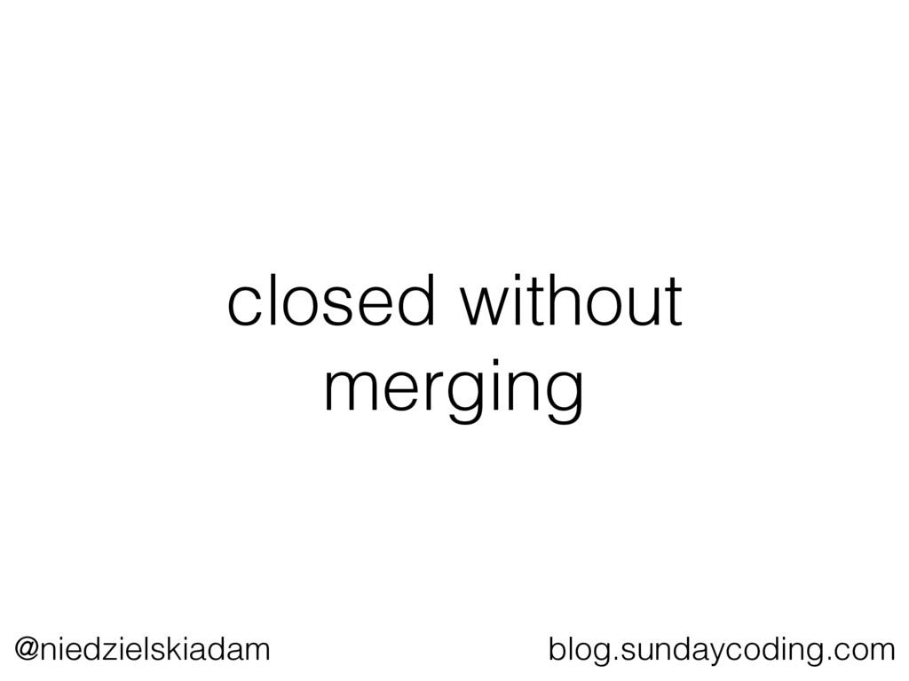@niedzielskiadam blog.sundaycoding.com closed w...