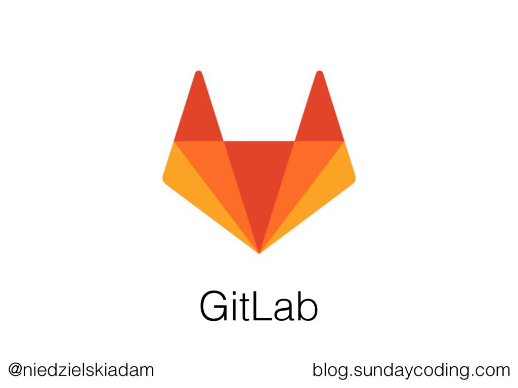 @niedzielskiadam blog.sundaycoding.com GitLab