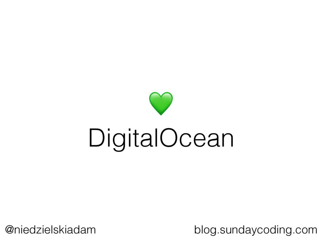 @niedzielskiadam blog.sundaycoding.com  Digital...