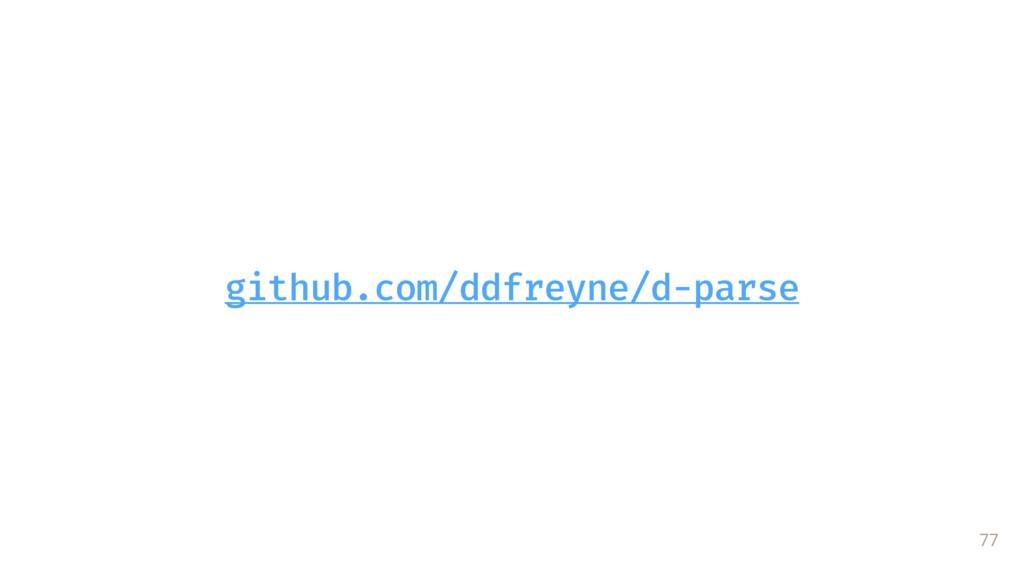 77 github.com/ddfreyne/d-parse