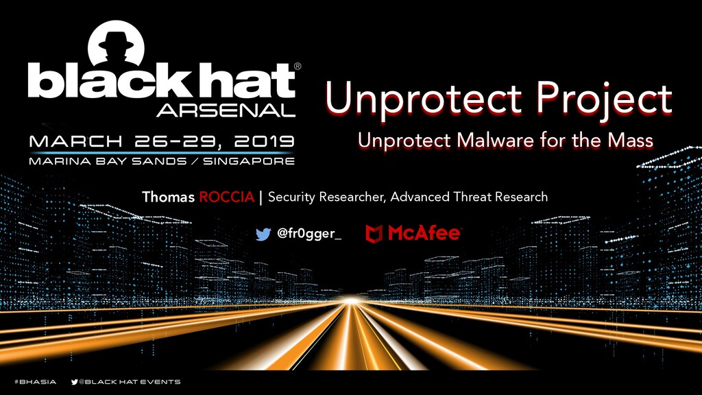 Unprotect Project Unprotect Malware for the Mas...