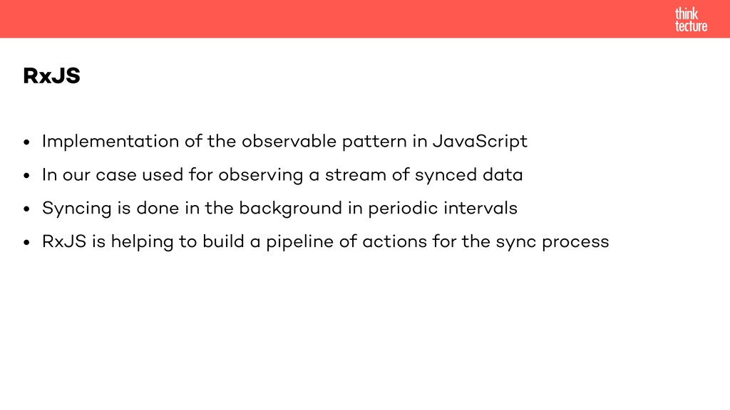 • Implementation of the observable pattern in J...
