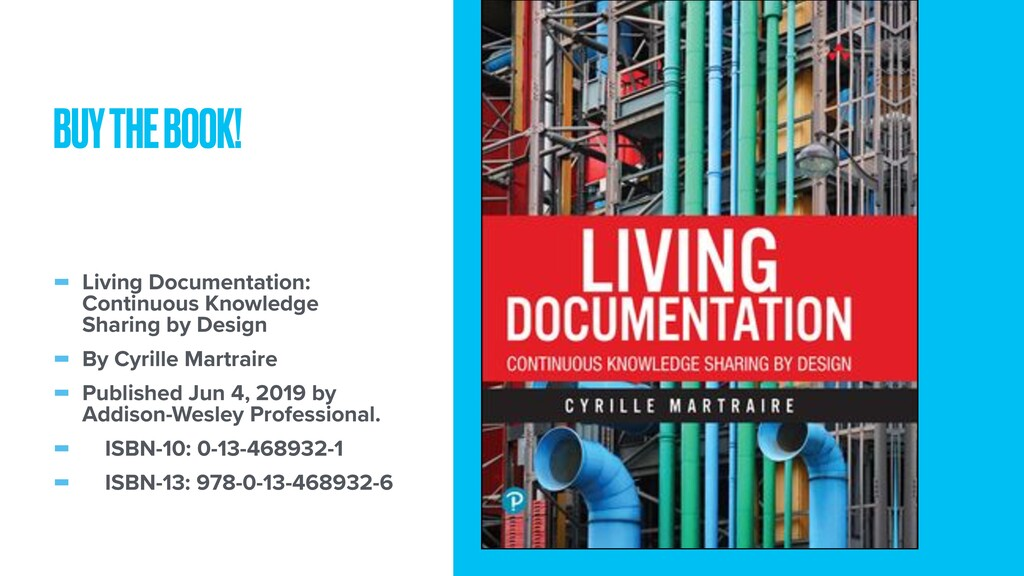 - Living Documentation: Continuous Knowledge Sh...