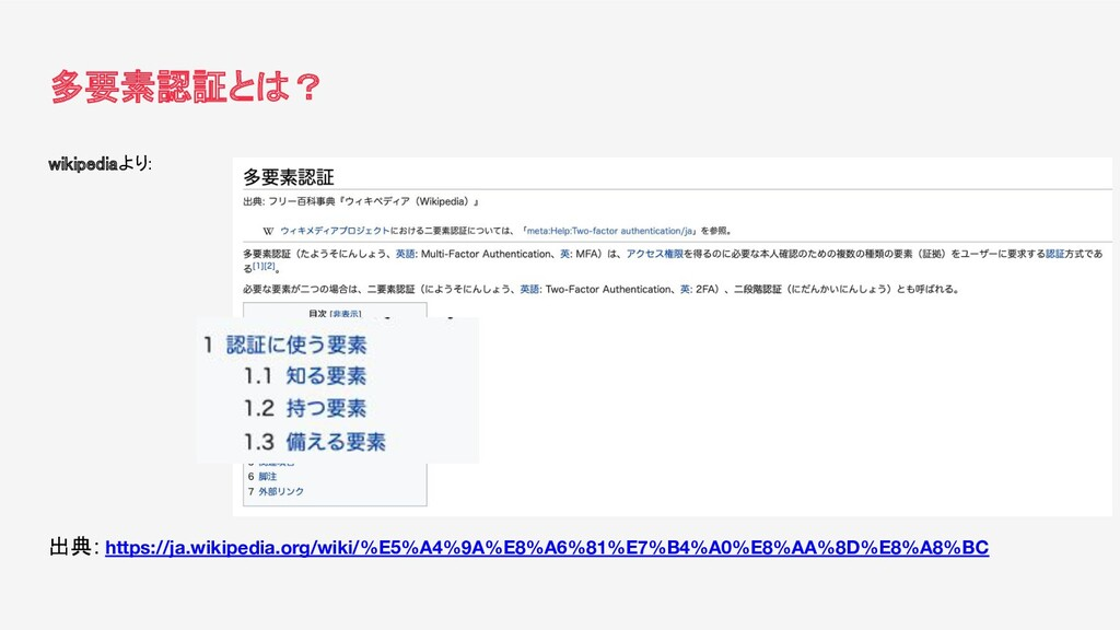 © 2020 TWILIO INC. ALL RIGHTS RESERVED. 多要素認証とは...