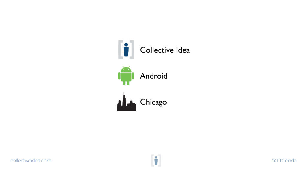 collectiveidea.com @TTGonda Android Chicago Col...