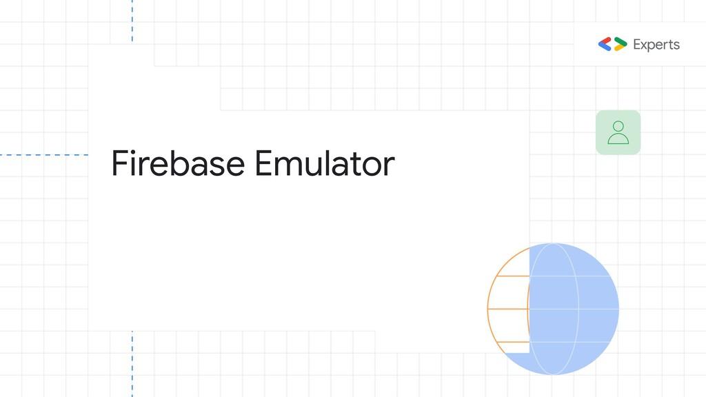 Firebase Emulator