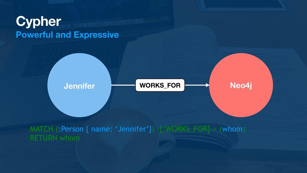Cypher Powerful and Expressive Jennifer Neo4j W...