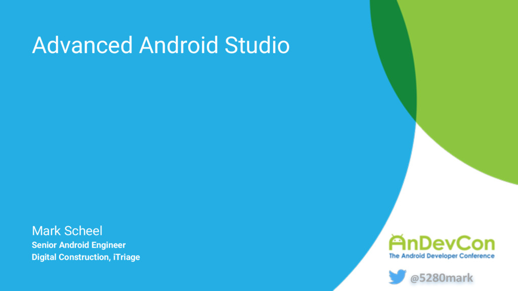 @5280mark Advanced Android Studio Mark Scheel S...