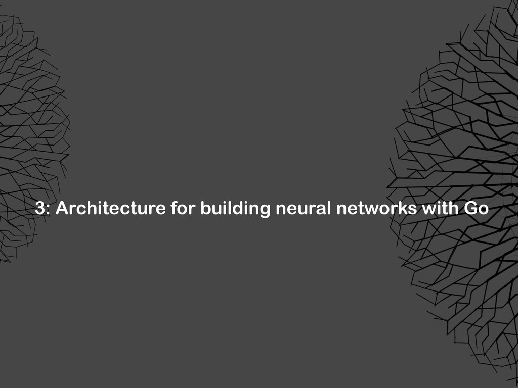 3: Architecture for building neural networks wi...