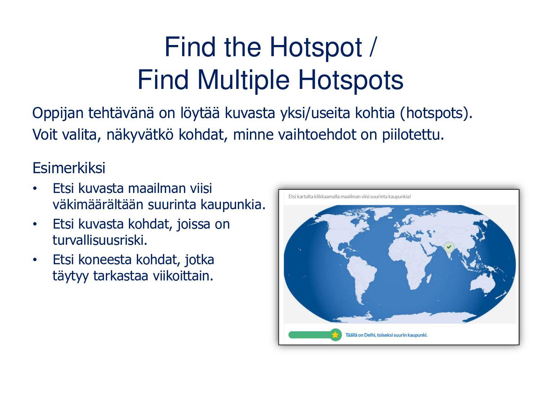 Find the Words Sanaristikko, kuvan esimerkki: h...
