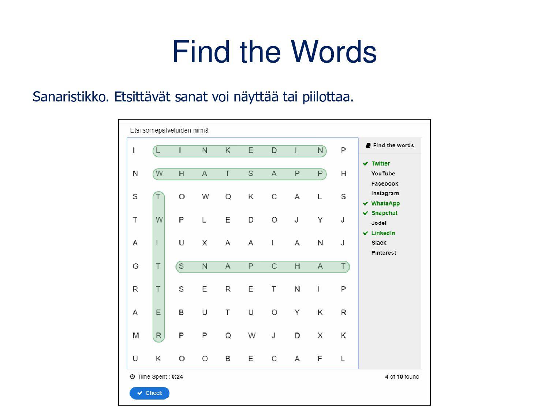 Twitter User Feed Voit upottaa yksittäisen käyt...