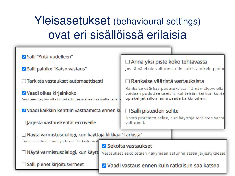 Moodle: näin luot H5P-sisältöjä 3/3 6. Luo sisä...