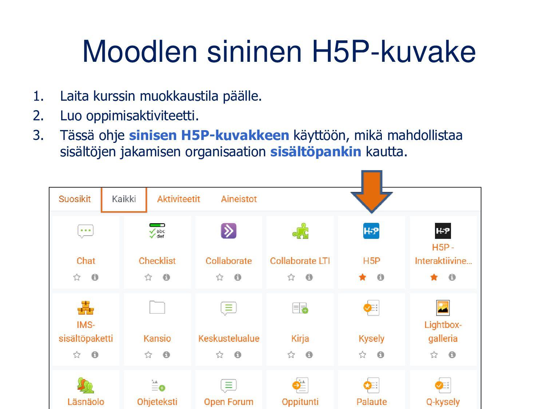 WordPress: Näin luot H5P-sisältöjä (esimerkkinä...
