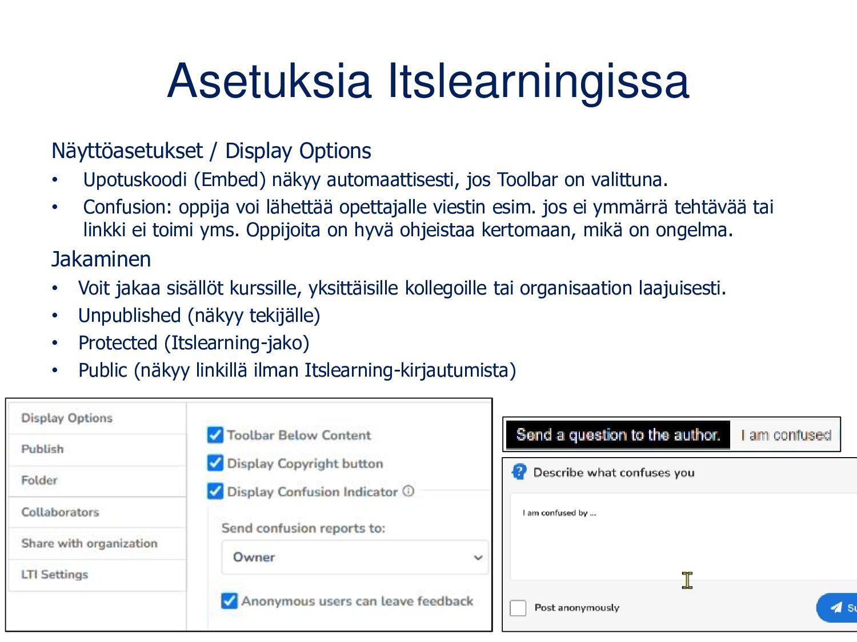 Mark the Words Tehtävässä valitaan tekstistä sa...