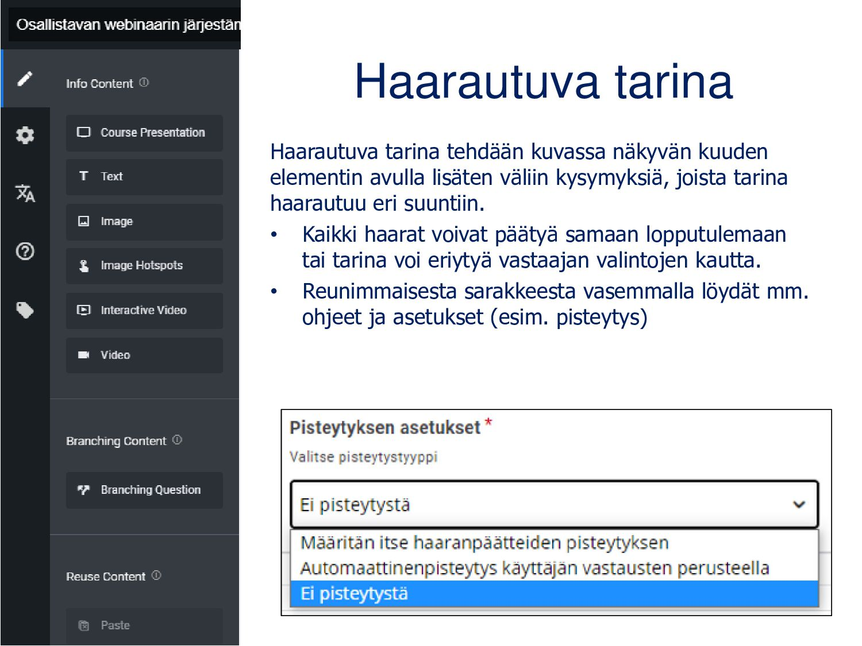 Course Presentation: Tampereen korkeakouluyhtei...