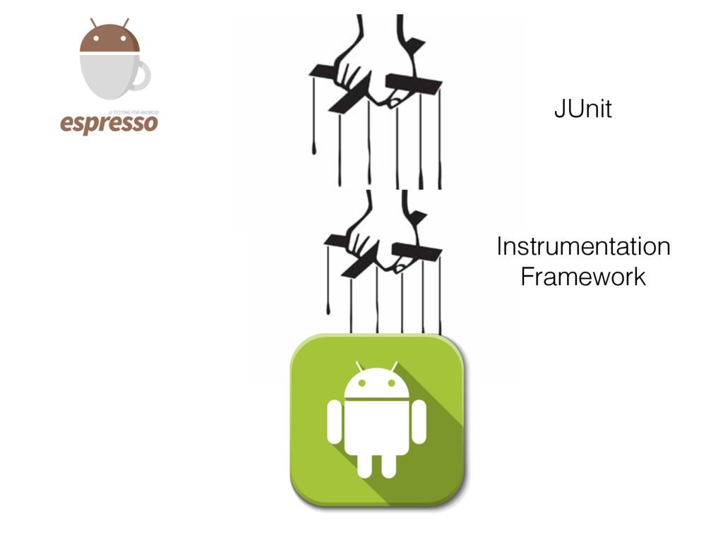 Instrumentation Framework JUnit
