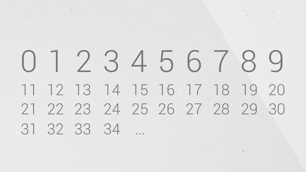 0 1 2 3 4 5 6 7 8 9 11 12 13 14 15 16 17 18 19 ...