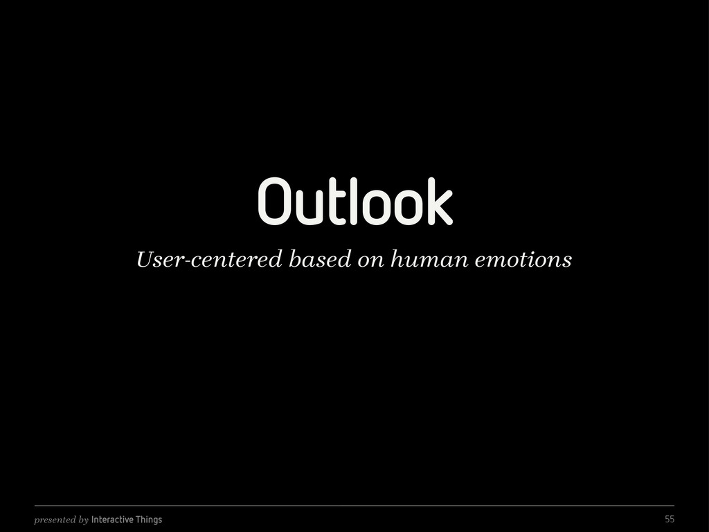 presented by Interactive Things Outlook User-ce...