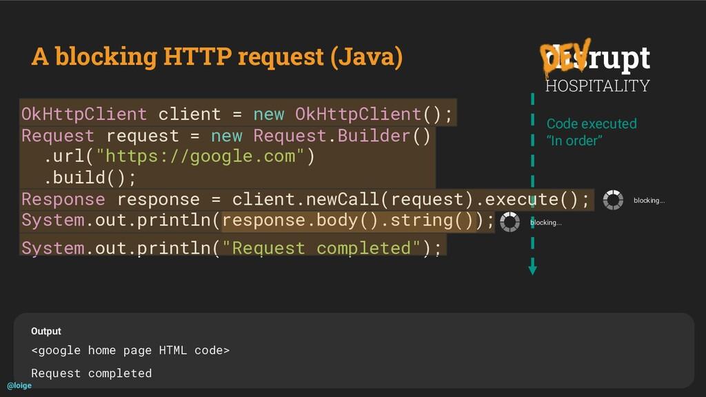 OkHttpClient client = new OkHttpClient(); Reque...