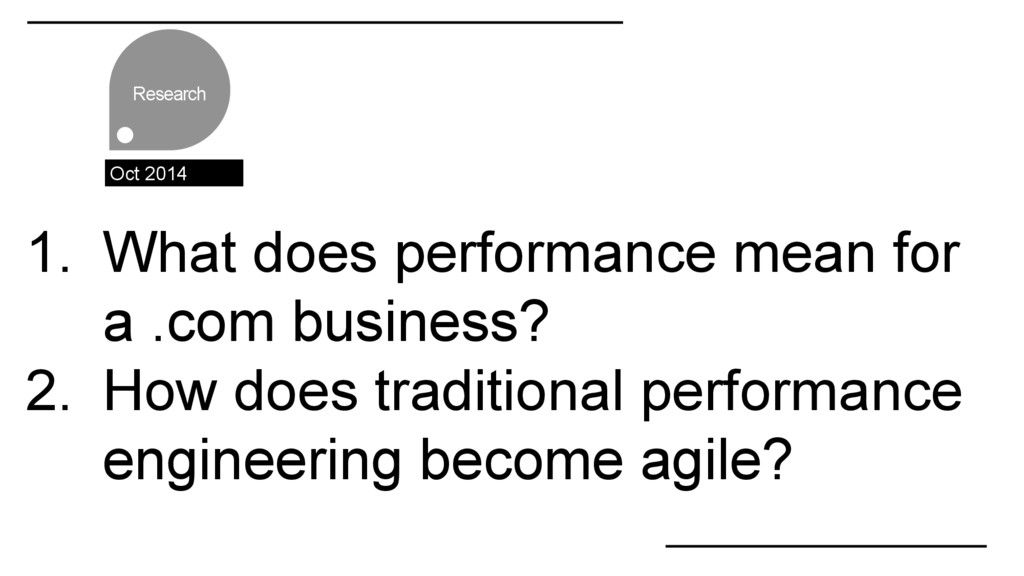1. What does performance mean for a .com busine...