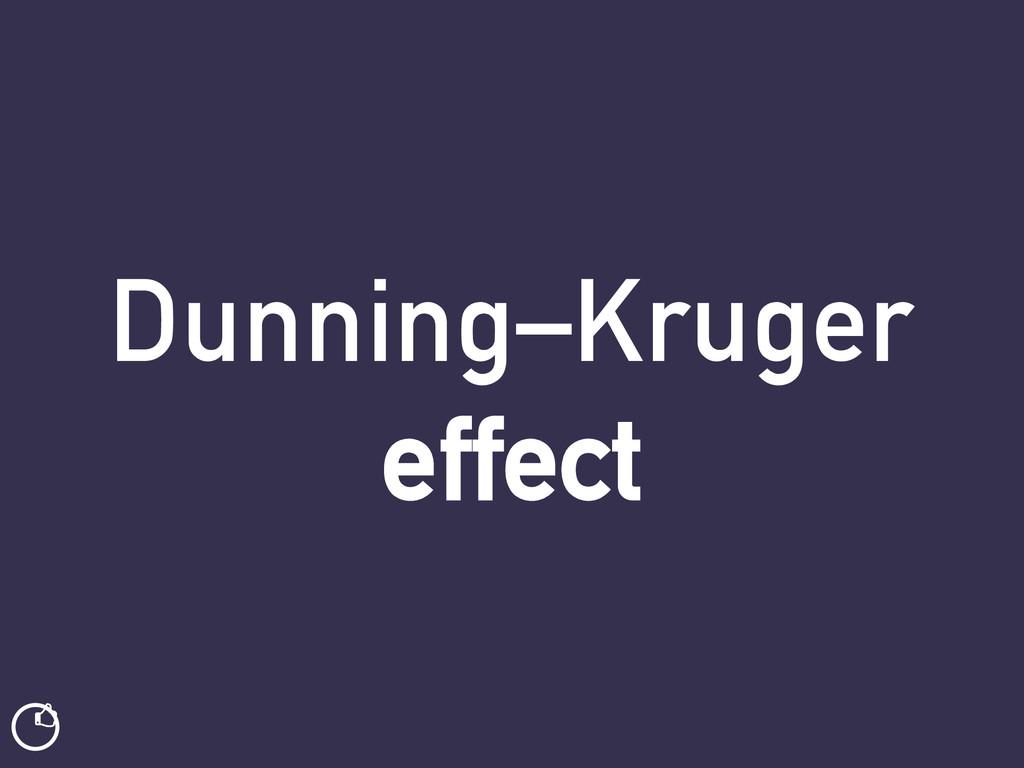 Dunning–Kruger effect ƾ