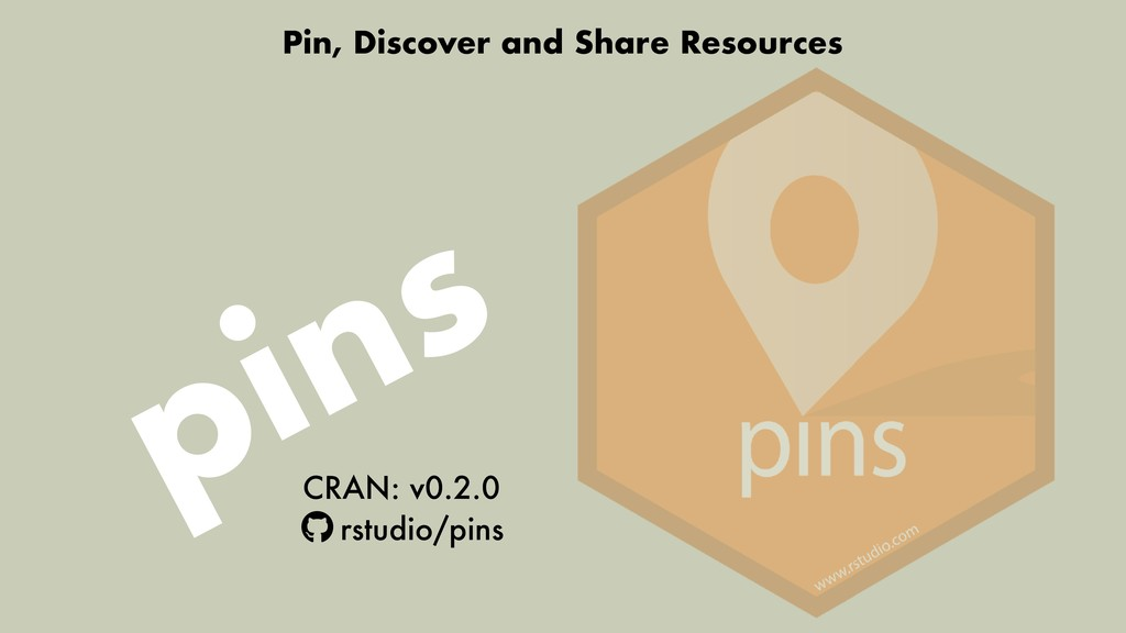 Pin, Discover and Share Resources CRAN: v0.2.0 ...