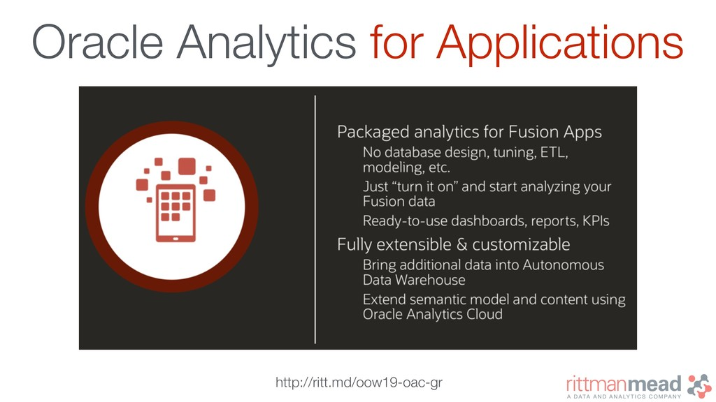 Oracle Analytics for Applications http://ritt.m...