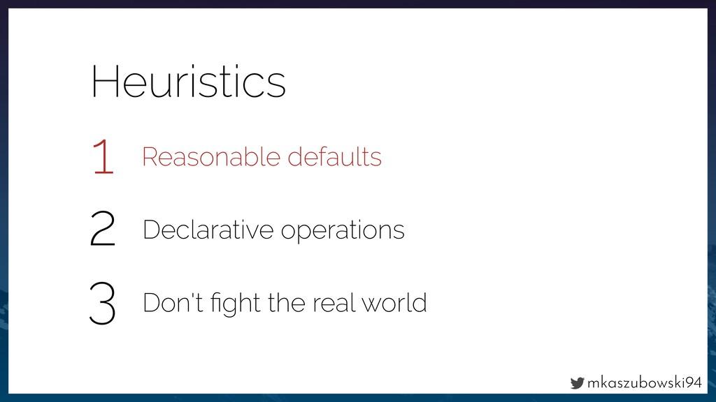 mkaszubowski94 Heuristics Declarative operation...