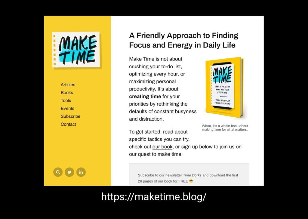 https://maketime.blog/
