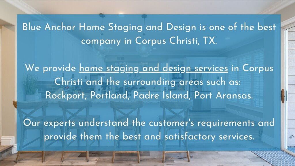 Blue Anchor Home Staging and Design is one of t...