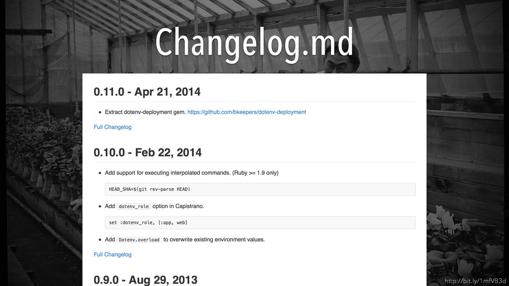 Changelog.md http://bit.ly/1mfVB3d