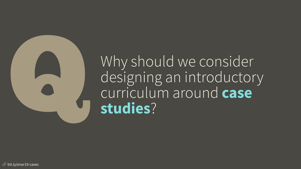 QWhy should we consider designing an introducto...