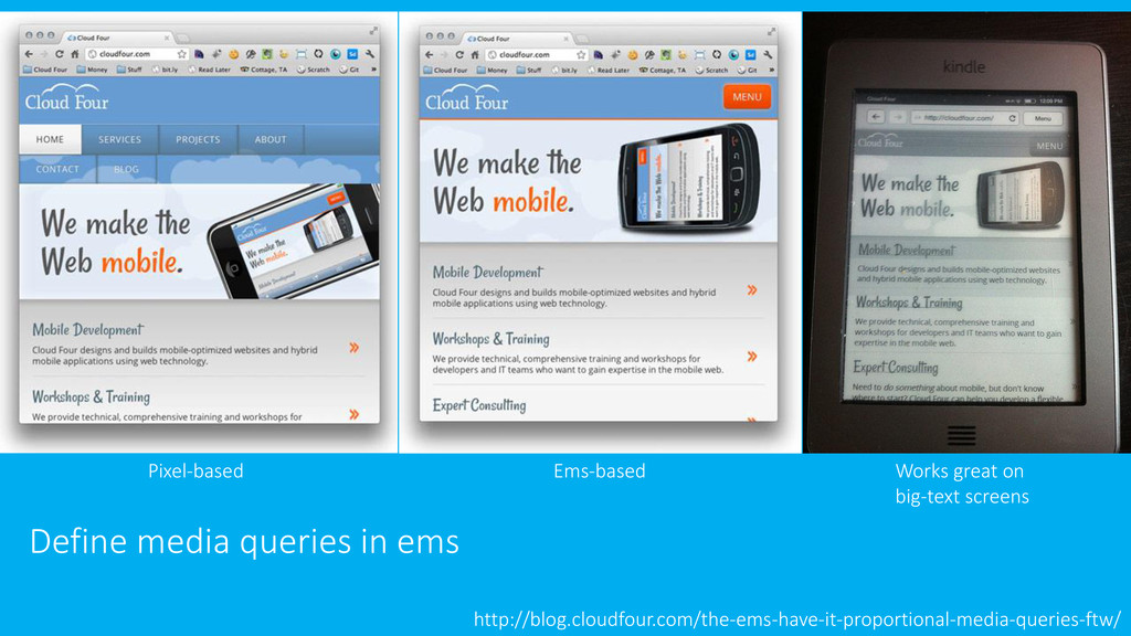 Pixel-based Ems-based Works great on big-text s...