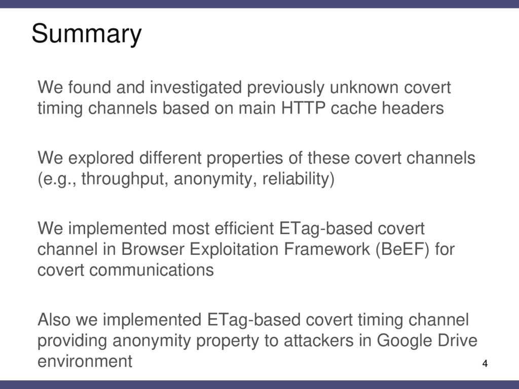 Summary We found and investigated previously un...