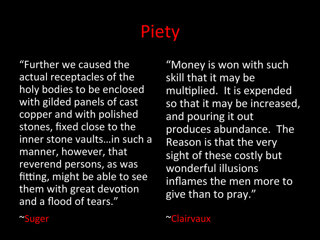 """Piety  """"Further we caused the  a..."""