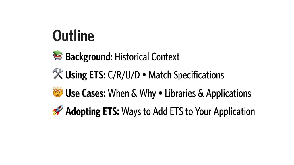 Outline  Background: Historical Context  Using ...