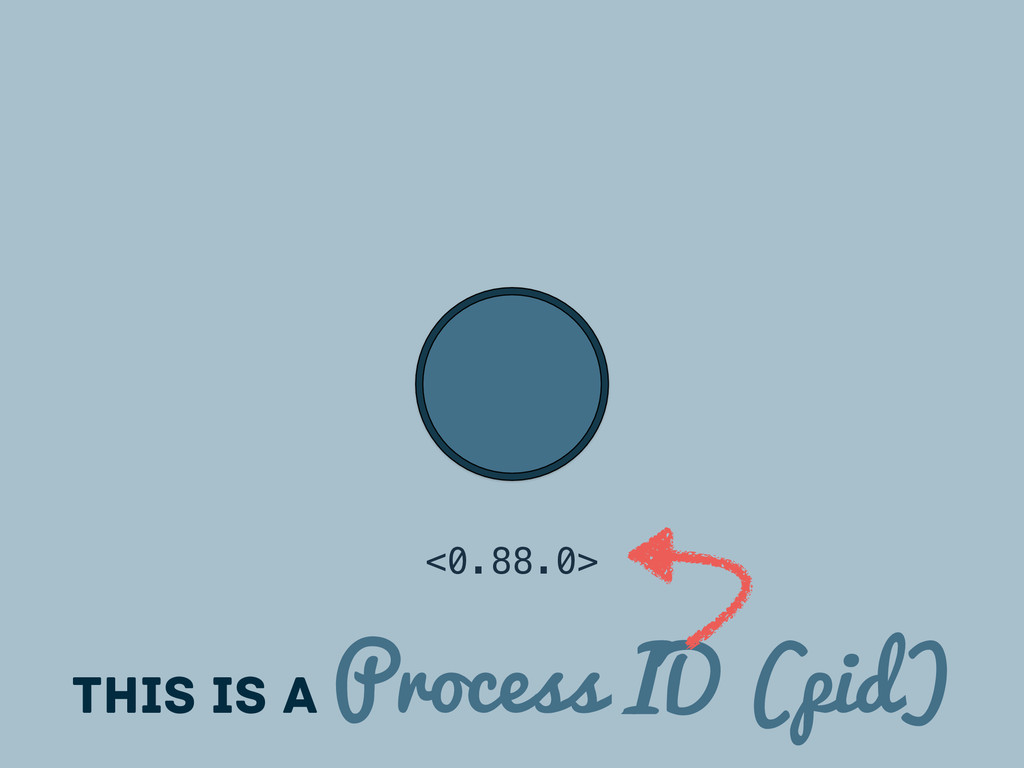 <0.88.0> This is a Process ID (pid)