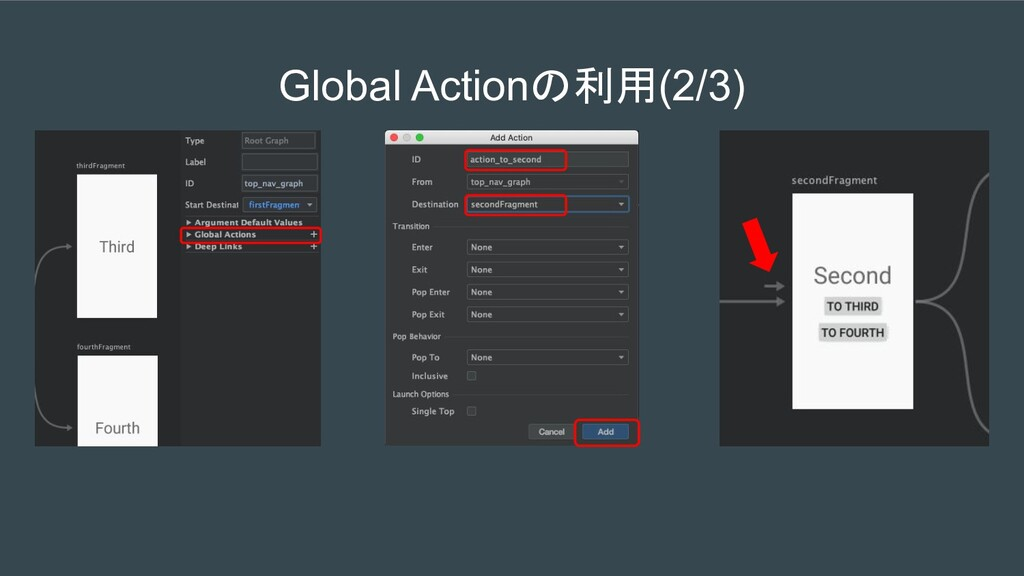 Global Actionの利用(2/3)