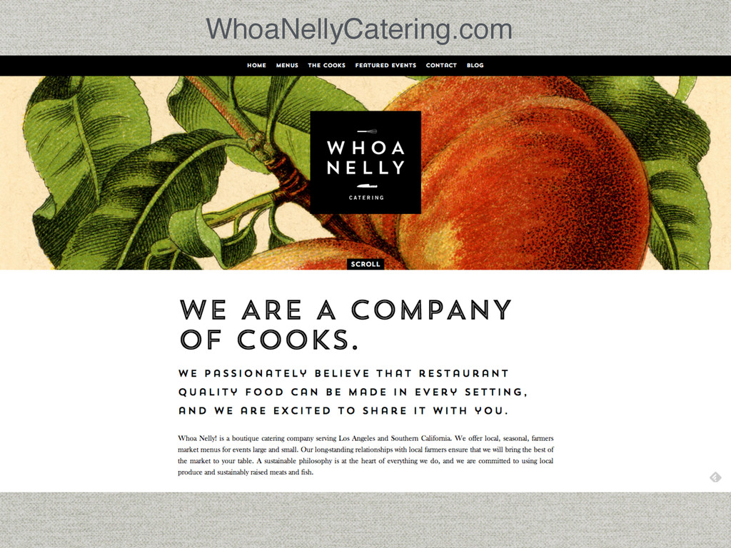 WhoaNellyCatering.com