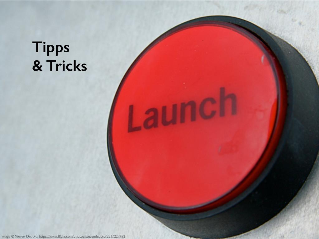 Tipps & Tricks Image © Steven Depolo, https://w...